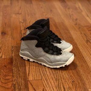 """Jordan Retro 10 """"Cement"""" GS"""